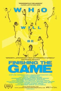 Finishing the Game - Poster / Capa / Cartaz - Oficial 1