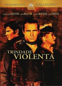 Trindade Violenta - Poster / Capa / Cartaz - Oficial 5