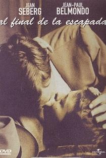 Acossado - Poster / Capa / Cartaz - Oficial 10