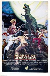 O Planeta dos Dinossauros - Poster / Capa / Cartaz - Oficial 1
