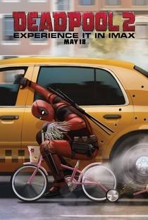 Deadpool 2 - Poster / Capa / Cartaz - Oficial 7