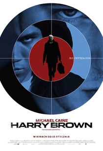 Harry Brown - Poster / Capa / Cartaz - Oficial 1
