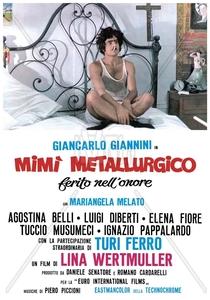 Mimi, o Metalúrgico - Poster / Capa / Cartaz - Oficial 1