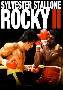 Rocky II - A Revanche - Poster / Capa / Cartaz - Oficial 1