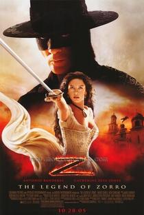 A Lenda do Zorro - Poster / Capa / Cartaz - Oficial 2