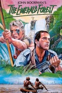 A Floresta das Esmeraldas - Poster / Capa / Cartaz - Oficial 9