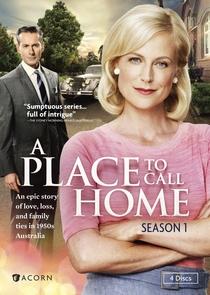 A Place to Call Home (1ª Temporada) - Poster / Capa / Cartaz - Oficial 1