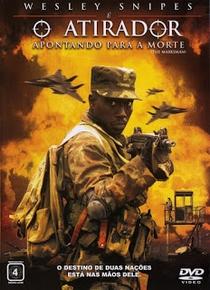 O Atirador: Apontando Para a Morte - Poster / Capa / Cartaz - Oficial 1