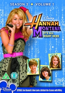 Hannah Montana (3ª Temporada) - Poster / Capa / Cartaz - Oficial 2