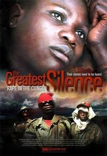 O Grande Silêncio - Estupro no Congo - Poster / Capa / Cartaz - Oficial 1