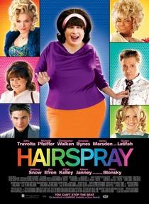 Hairspray - Em Busca da Fama - Poster / Capa / Cartaz - Oficial 5
