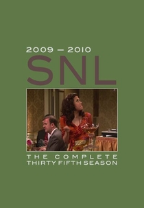 Saturday Night Live (35ª Temporada) - Poster / Capa / Cartaz - Oficial 1