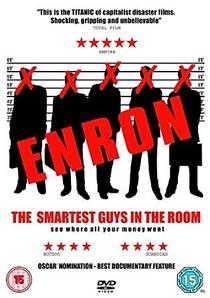 Enron - Os Mais Espertos da Sala - Poster / Capa / Cartaz - Oficial 2