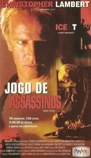 Jogo De Assassinos - Poster / Capa / Cartaz - Oficial 2