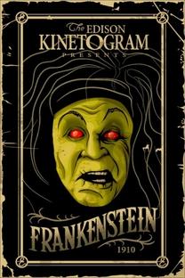 Frankenstein - Poster / Capa / Cartaz - Oficial 4