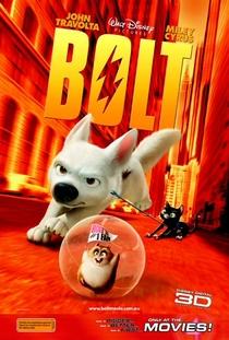 Bolt - Supercão - Poster / Capa / Cartaz - Oficial 1