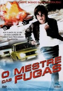 O Mestre das Fugas - Poster / Capa / Cartaz - Oficial 1