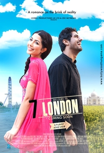 7 Welcome to London - Poster / Capa / Cartaz - Oficial 1
