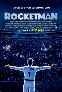 Rocketman - Poster / Capa / Cartaz - Oficial 4