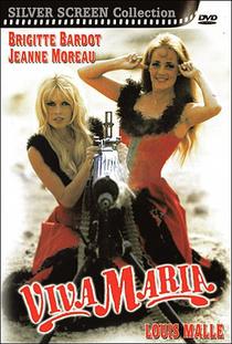 Viva Maria! - Poster / Capa / Cartaz - Oficial 4