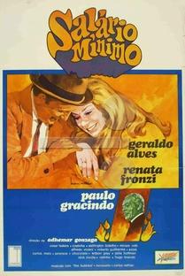 Salário Mínimo  - Poster / Capa / Cartaz - Oficial 1