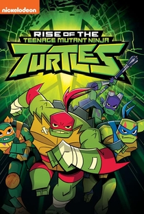 O Despertar das Tartarugas Ninja - Poster / Capa / Cartaz - Oficial 2