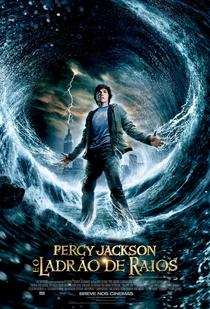 Percy Jackson e o Ladrão de Raios - Poster / Capa / Cartaz - Oficial 3