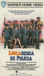Loucademia de Polícia - Poster / Capa / Cartaz - Oficial 3