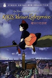 O Serviço de Entregas da Kiki - Poster / Capa / Cartaz - Oficial 17