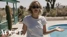 Jennifer Lawrence's awkward interview (Jennifer Lawrence's awkward interview)