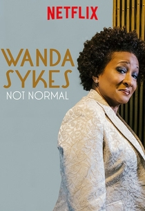 Wanda Sykes: Not Normal - Poster / Capa / Cartaz - Oficial 1