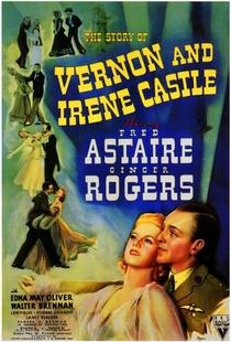 A História de Irene Castle e Vernon - Poster / Capa / Cartaz - Oficial 1