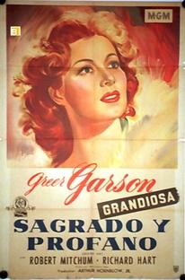 Sagrado e Profano - Poster / Capa / Cartaz - Oficial 1