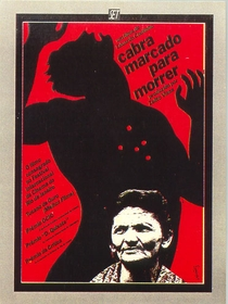 Cabra Marcado Para Morrer - Poster / Capa / Cartaz - Oficial 2