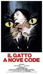 O Gato de 9 Caudas - Poster / Capa / Cartaz - Oficial 1