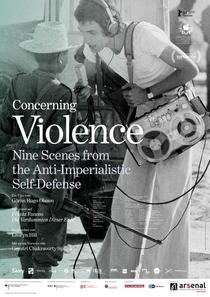 Sobre a Violência - Poster / Capa / Cartaz - Oficial 1
