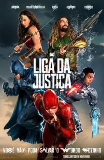 Liga da Justiça - Poster / Capa / Cartaz - Oficial 3