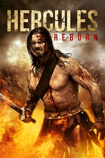 Hercules Reborn - Poster / Capa / Cartaz - Oficial 1