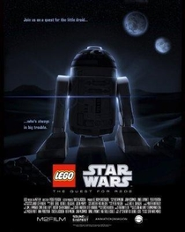 Lego Star Wars - The Quest For R2-D2 - Poster / Capa / Cartaz - Oficial 1