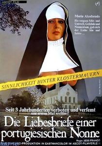 Confissões Proibidas de Uma Freira Adolescente - Poster / Capa / Cartaz - Oficial 1