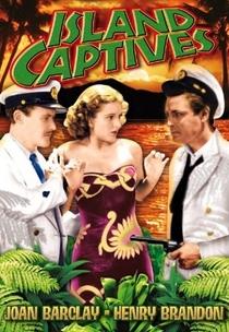 Island Captives - Poster / Capa / Cartaz - Oficial 1