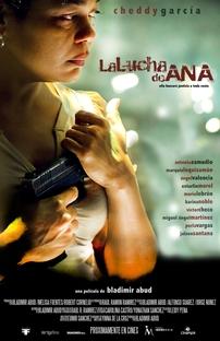 A Luta de Ana - Poster / Capa / Cartaz - Oficial 1