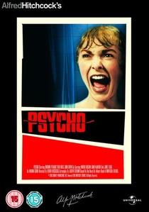 Psicose - Poster / Capa / Cartaz - Oficial 24