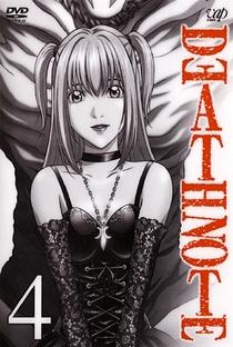 Death Note (1ª Temporada) - Poster / Capa / Cartaz - Oficial 20