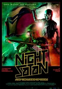 Nightsatan and the Loops of Doom - Poster / Capa / Cartaz - Oficial 1