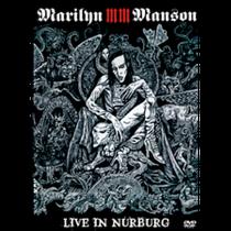 Marilyn Manson: Live in Nurburg - Poster / Capa / Cartaz - Oficial 1