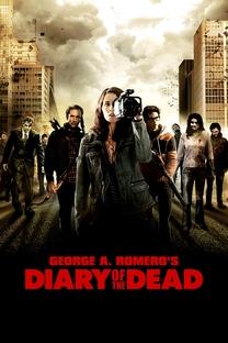 Diário dos Mortos - Poster / Capa / Cartaz - Oficial 6