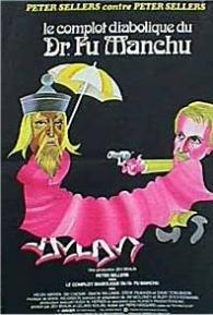 O Diabólico Dr. Fu Manchu - Poster / Capa / Cartaz - Oficial 1