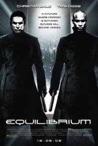 Equilibrium - Poster / Capa / Cartaz - Oficial 2