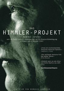 Das Himmler Projekt - Poster / Capa / Cartaz - Oficial 1